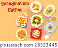 scandinavian, cuisine, fish 28323445