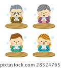family tea recess 28324765