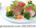 日本琥珀魚 生魚片 刺身 28326544