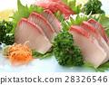 日本琥珀魚 生魚片 刺身 28326546