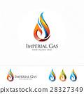 logo, gas, vector 28327349