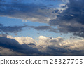 clouds in the sky 28327795