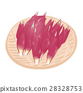 ミョウガ <お野菜とざる> 28328753