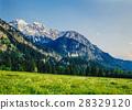 남부 독일 노이 슈반 슈타인 성 및 알프스 산맥 28329120