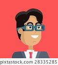 Young Businessman Avatar 28335285