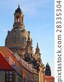 德累斯頓 德國 聖母教堂 28335304