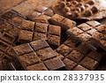 Bars Chocolate , candy sweet, dessert food  28337935