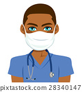 Black Male Nurse 28340147