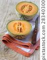 Ripe melon  28340300