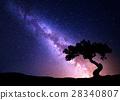 milky, way, star 28340807