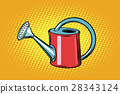 Garden watering can for plants 28343124