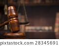 background, courtroom, gavel 28345691