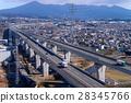 교통, 신토메이 고속도로, 거리 28345766