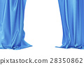 stage, curtain, theater 28350862