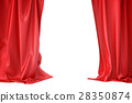 curtain, theater, cinema 28350874