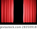 curtain, theater, cinema 28350918