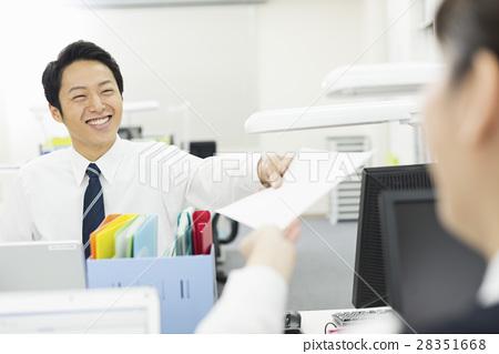 商务人士 商人 文件 28351668