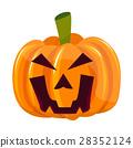 Halloween pumpkin 28352124