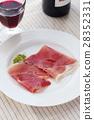 생햄, 햄, 이탈리아 요리 28352331