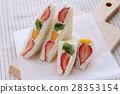 과일 샌드위치 28353154