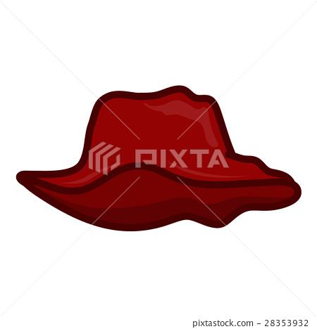 hat isolated illustration 28353932