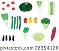 蔬菜 一套 作物 28354126