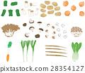 蔬菜 插圖 插畫 28354127