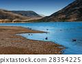 Lake Pearson, Craigieburn Forest Park, New Zealand 28354225