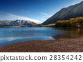 Lake Pearson, Craigieburn Forest Park, New Zealand 28354242