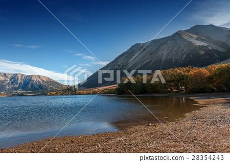 Lake Pearson, Craigieburn Forest Park, New Zealand 28354243