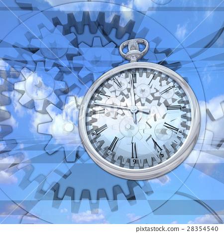 鐘錶 觀看 表 28354540