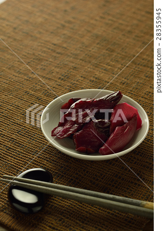 紫蘇醃茄子 28355945