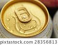 鋁製易拉罐 罐子 罐頭 28356813