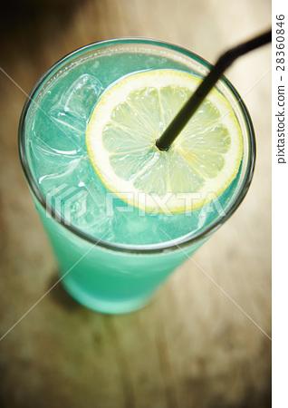 藍色夏威夷蘇打水 28360846