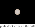 수성의 태양면 통과 28363740