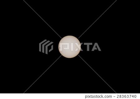 Mercury's passing through the sun 28363740