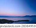 오세 자키 (오세 자키)에서 바다 너머로 후지산 28364959