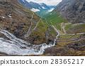 norway valley rock 28365217