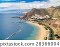Playa de las Teresitas and San Andres village 28366004