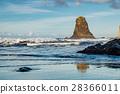 Big waves at Benijo beach, Tenerife island 28366011