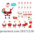 merry, christmas, santa 28371238