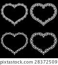 心 框架 邊框 28372509