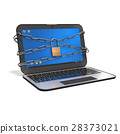 computer, security, lock 28373021