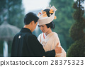 japanese clothing, bridal couple, bride and groom 28375323