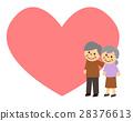 heart hearts senior 28376613