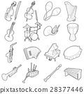 音乐 乐器 器械 28377446