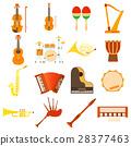 音乐 乐器 器械 28377463