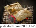 年糕 炭火 米糕 28381145