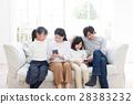 family, living, room 28383232