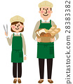 Bakery vector 28383382